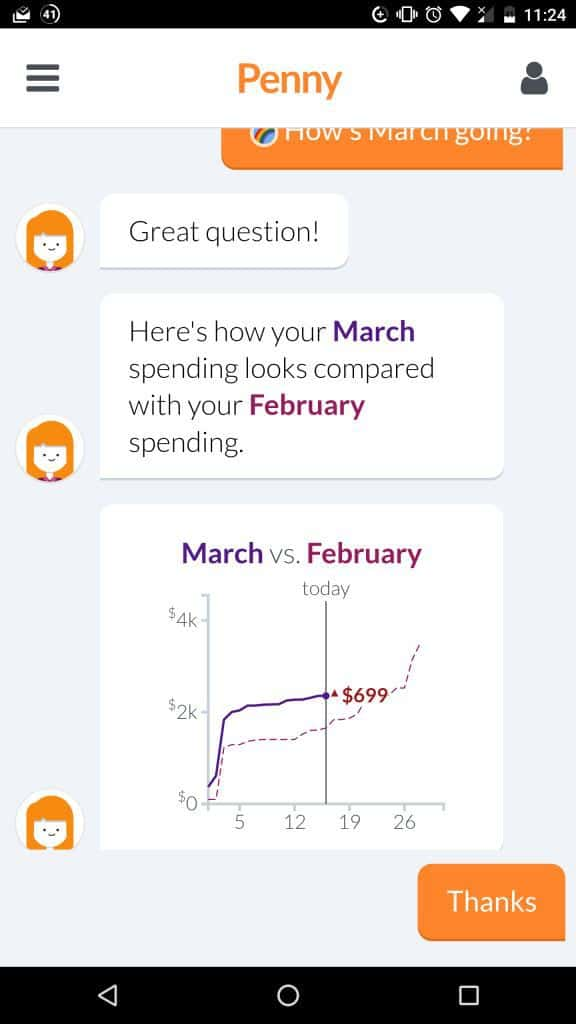 Penny: The Friendly Way to Keep Track of Money