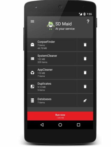 SD Maid : best android cleaner ever!