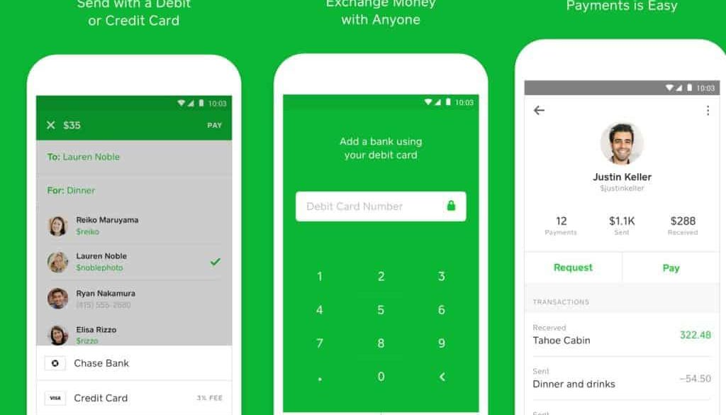 Square Cash app review