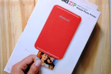 Polaroid ZIP Instant Photoprinter