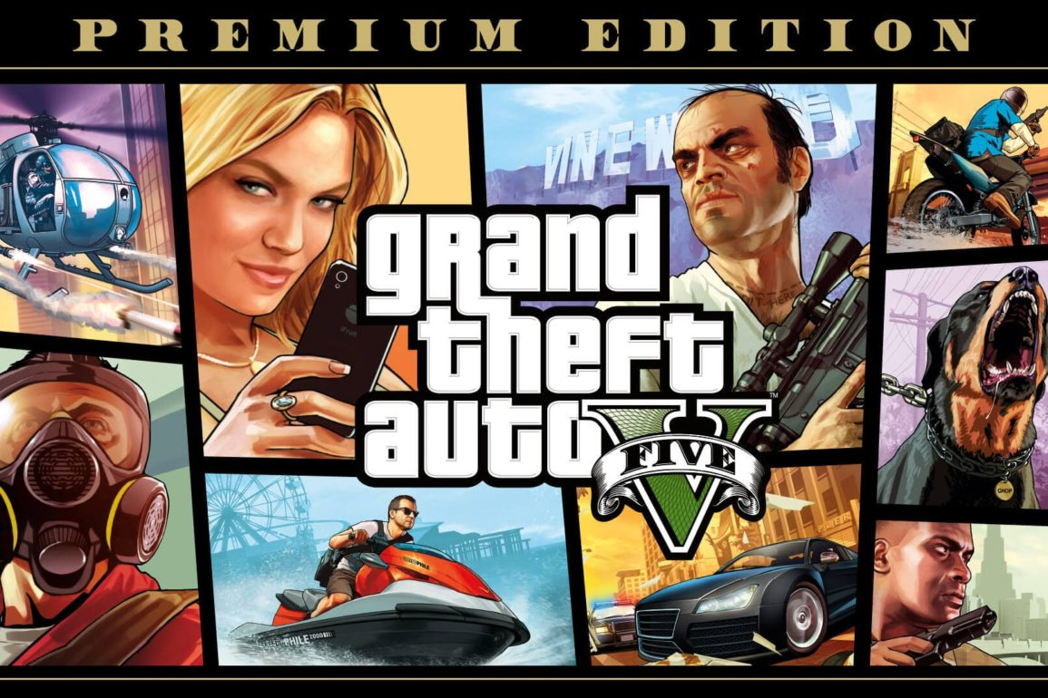 Download GTA 5 free!